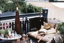 BALCONIES / Best decoration for balconies
