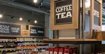 Food Store Inspiration / A collection of food shop interiors and graphics we like!