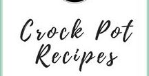 Crock Pot / All about crock pot recipes.