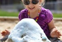 Kids Activities and DIY / Activities to stimulate kids' senses, get them outside, be creative, and have fun.