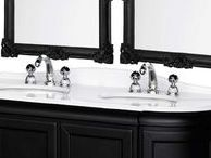 Regency Style - Catalogue / Luxury and artistic bathroom fittings and faucet catalogue by Bronces Mestre