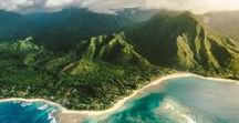 Hawaii Landscape Photography / Our island home - Pictures of Hawaiian landscapes that will have you dreaming of your next Hawaiian vacation or adventure day.