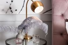 Mood Lighting / Set the mood in your home with our lighting collection