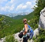 Hinking in Europe / When we travel we love to hike. It is the best way to explore the most beautiful nature in Europe.
