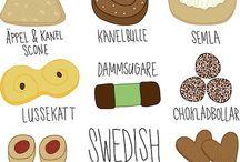 just swedish things