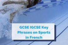 French GCSE & IGCSE
