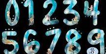 Alphabet Clip Art / Alphabet and Number Clip Art for Bulletin Boards