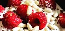 Bewusste Ernährung / Gesunde und bewusste Ernährung!