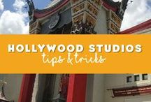 Hollywood Studios / Tips and tricks for planning your day touring Hollywood Studios at Walt Disney World.
