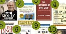 FINANCIAL RESOURCES / Best finance books | finance |  free resources |  help with finances |  getting your finances in order |  best financial resources