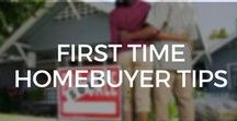 First Time Homebuyer Tips / Tips for first-time homebuyers. Things homebuyers must know and things to avoid.