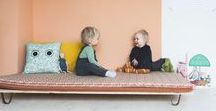 INTERIOR . SHARED . KIDSROOM - ByAlex / The best shared bedroom idea for kids, including a sneack peak in my boys shared bedroom
