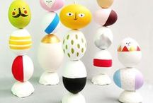 HOLIDAYS . EASTER . KIDS . DIY - ByAlex / Easy last minute creaft ideas for the Easter break with kids