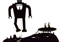 Robots /  Robots rule!