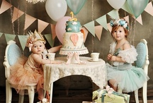 My hypothetical daughter tea/ birthday party / by Emily Oncale