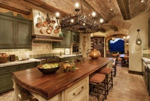 Kitchens  / by Tracey Mercanti 💋