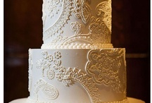 Wedding Cakes - YUM / by Angela George