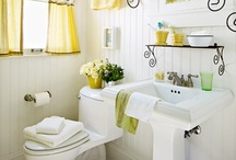 Brilliant Bathrooms / by Angela George