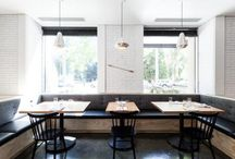restaurant furniture & design