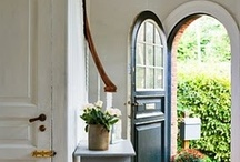 Entryways / by Angela George