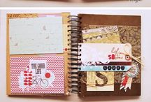 Scrapbooking inspiration / by Gemma Arnold