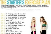 Diet & Exercise / by Monique Hill
