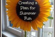 Summer Fun / A board dedicated to #summer fun. #Crafts, #Recipes, #Activities, #DIY, #Decor and more to get your summer flying high.