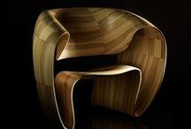 Stylish Furniture / by Skarlet Von Troubles