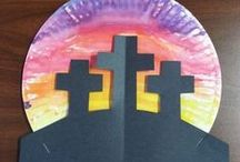 Bible Crafts / by Rene Haskins
