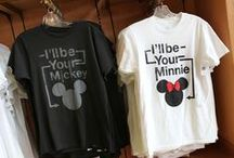 Disney Clothing Ideas / Clothing ideas for our next trip! / by Stacey Coates