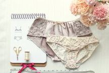 Lingerie Patterns / One Place for all of the lingerie patterns I covet or currently own