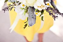 03 Weddings, #yellow / Wedding ideas for the color yellow