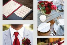 01 Weddings, #red / Wedding ideas for the color red