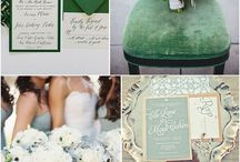 04 Weddings, green / Wedding ideas for the color green