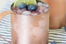 Happy Hour! / A place to quench your thirst with the latest drink recipes for the happiest hour.