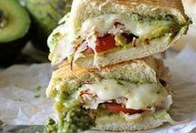 Burger or Sandwich