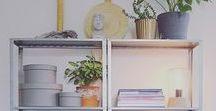 Ikea Hyllis Hack & Styling