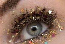Líčení žen-makeup /  techniky líčení žen-očí, obličej