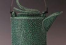 Teapot / porcelán konvice