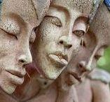 Christien DUTOIT / sochařka -