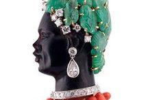 Blackmoor Jewelry / šperky-brože,přívěsky