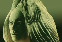 Erdinc BAKLA - 1939 / profesor,sochař,keramik,desingér-pracující s hlínou,porcelánem,bronzem,sklem,mramorem,plexisklem,