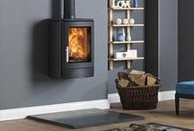 ACR Stoves / Built from steel and cast iron, ACR stoves offer a fantastic range of both contemporary and traditional appliances, all of which are DEFRA approved.
