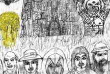 """Un monde fantastique / Retrouvez ici tout ce qui concerne mon premier roman """"Royaume perdu"""" paru en 2010."""