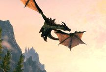 Dragons / Artwork and quotes about the mysterious beasts that are dragons.