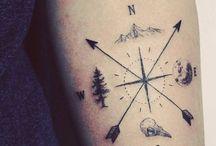 Tattoos / Tattoo stimuli.