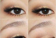 •monolid makeup•
