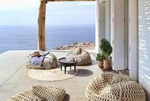 Homeishome   Zomer & Wonen / De zomer is volop aan de gang, dat betekend tijd voor nieuwe verfrissende wooninspiratie! Vind hier de mooiste ideeën voor in en rondom je huis.