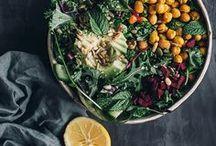 Salate / Schnelle und einfache Ideen und Rezepte um deinen Salat zu pimpen