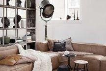 Homeishome   Industrieel / Stoer, robuust, ruig... wat voor woord je er ook aan wilt geven wij houden ervan; een industrieel interieur!